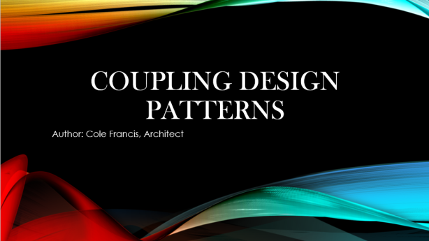 CouplingDesignPatterns