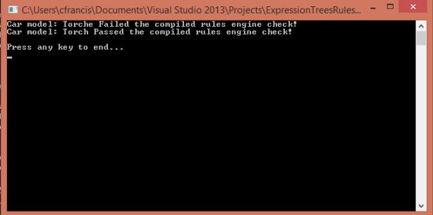 TreeExpressionsResults